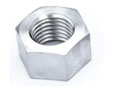 Stainless Steel heavy hex nuts STAINLESS STEEL HVY HEX NUTS